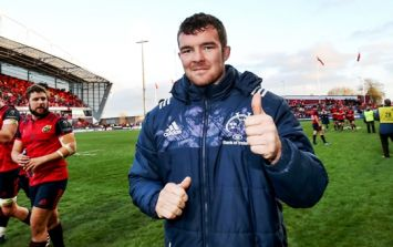 Peter O'Mahony's immense performance against Toulouse had a strange statistical quirk