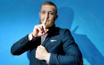 Conor McGregor hastily deletes tweet about Friday's chaos at Bellator Dublin