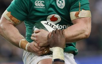 We seriously doubt you'll be able to identify all 11 Irish rugby players by their biceps alone