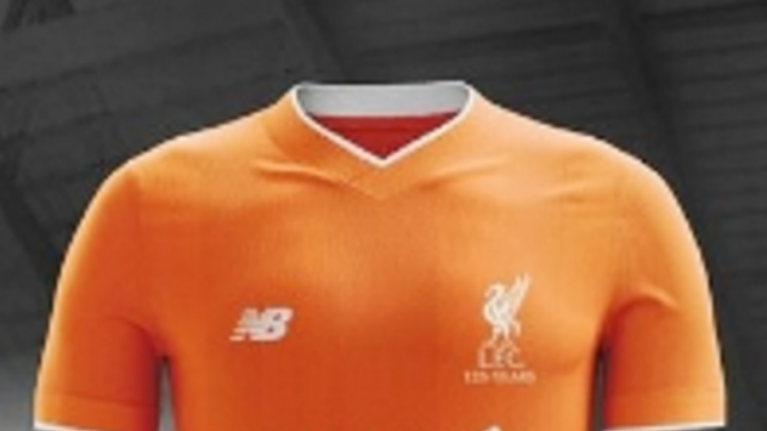 low priced e139f 35807 New images show all three of Liverpool's rumoured kits for ...