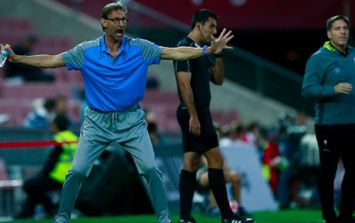 People are really sticking the knife into Tony Adams after humiliating loss
