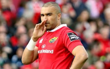 Simon Zebo's resolve and focus is great news for Munster fans in mammoth week for the province