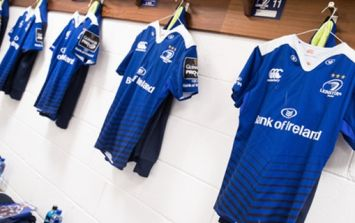 Leinster look set for a glorious new jersey