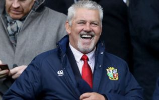 Warren Gatland didn't take too kindly to being asked about Lions post-match scuffle