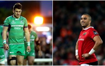 "Simon Zebo just burned Tiernan O'Halloran with the ""mother"" of all comebacks"