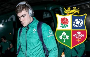 Garry Ringrose reportedly against former Leinster teammate for final Lions spot