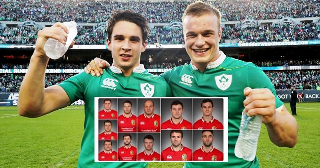 Without their Lions, Ireland's Test team this summer will look very odd