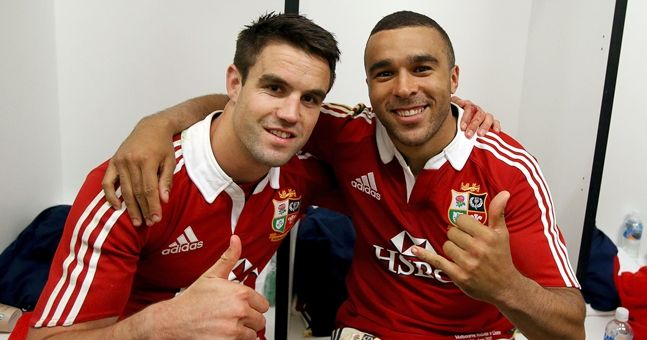 Simon Zebo's reaction to Lions heartache is perhaps the most beautiful of all