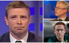 WATCH: Tomas Ó Sé's face as Joe Brolly tries to explain why the Gooch was over-rated