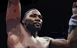 Veteran UFC commentator's tribute to retired Anthony Johnson may be the most beautiful of all