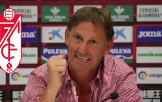 Two former Premier League stars are on trial with Tony Adams' Granada