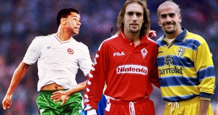 97fa2149a The 20 greatest football jerseys of the 1990s