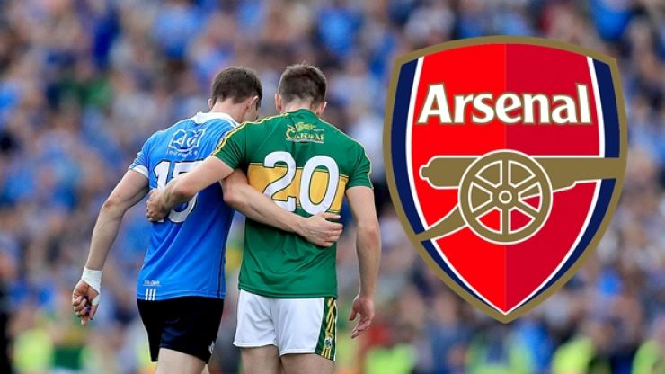 It took a proud Kerry GAA man to truly capture what's gone wrong at Arsenal