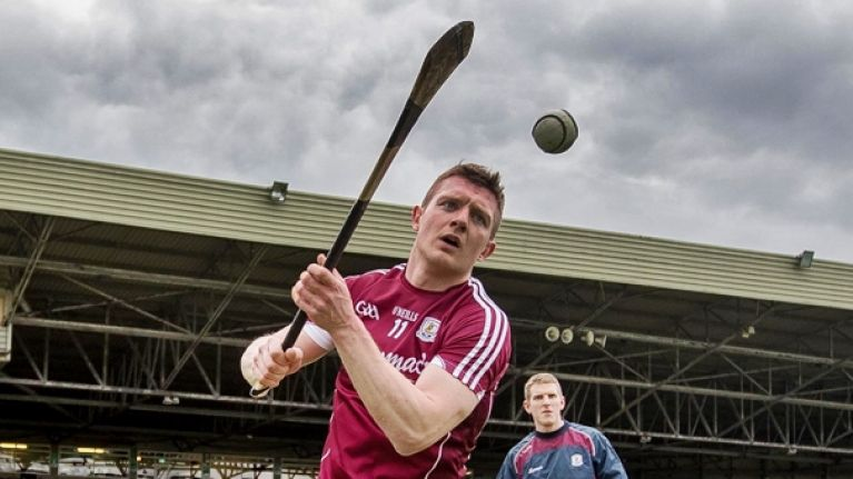 Next time someone doesn't cut you slack for commuting to training, show them Joe Canning's words