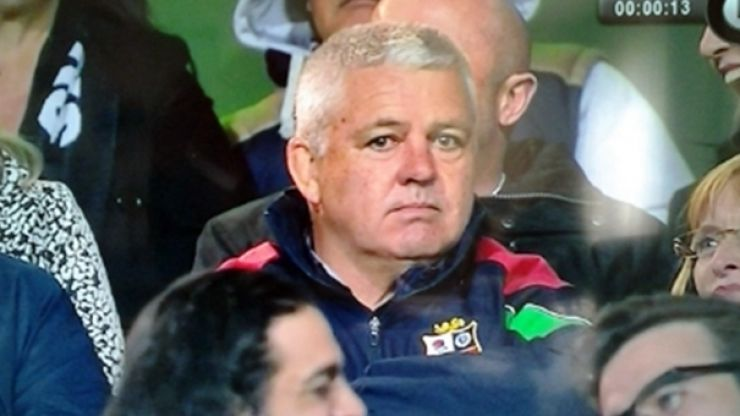 Warren Gatland is doing a Twitter Q&A and you'd nearly feel sorry for the bloke