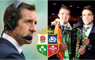 Will Greenwood believes one Irish Lion 'could come back from New Zealand a legend' and we're not arguing