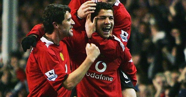 Roy Keane drops seldom-used G word to praise former teammate Cristiano Ronaldo
