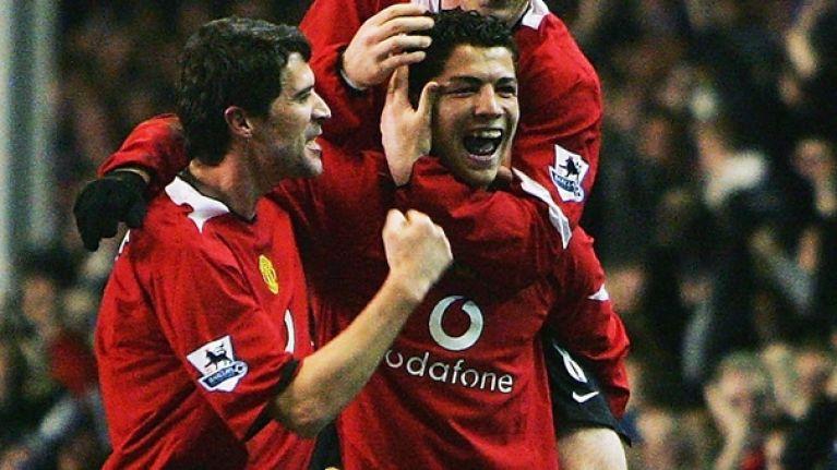 Roy Keane drops seldom-used G word to praise former teammate Cristiano Ronaldo