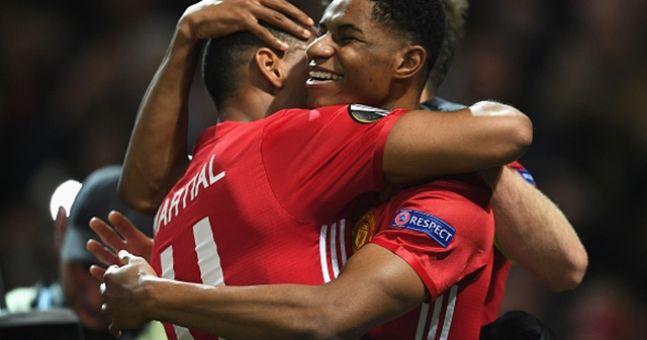 Manchester United fans are all in agreement about Marcus Rashford