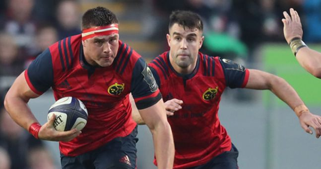 Mixed news for Munster with their team to secure coveted Champions Cup final spot