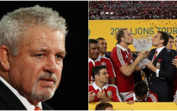 Warren Gatland outlines the boozing rules for his Lions squad