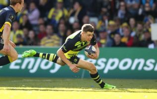 WATCH: Garry Ringrose ripped open the Clermont defence with amazing try but it just wasn't enough