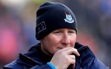 Jim Gavin says that he was told Diarmuid Connolly's suspension would have been lifted if pursued further