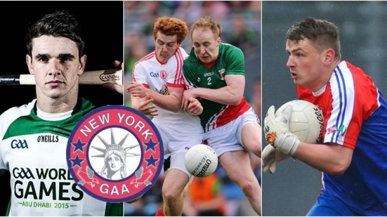 #TheToughest: New York GAA's all-time 15 would take some beating