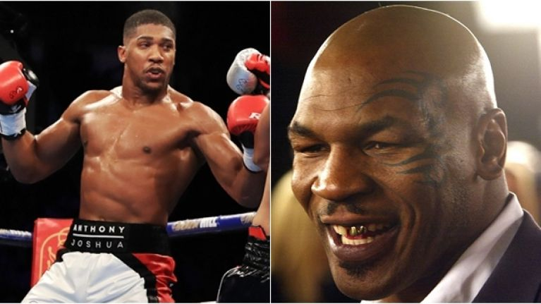 Mike Tyson predicts massive change for Anthony Joshua