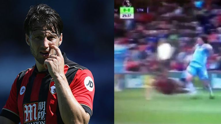 Question that sparked Harry Arter apology changes a lot about his answer