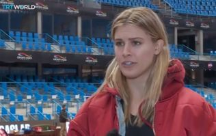 WATCH: It could all kick off between Eugenie Bouchard and Maria Sharapova after explosive comments