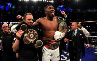 Anthony Joshua almost 'came to blows' with Vitali Klitschko too
