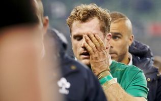 Jamie Heaslip retires from rugby with unbelievably classy statement