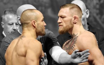 Eddie Alvarez pays Conor McGregor lovely compliment that has nothing to do with fighting