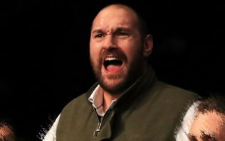 """Tyson Fury had a very good reason for """"pulling my hair out"""" during Joshua-Klitschko"""