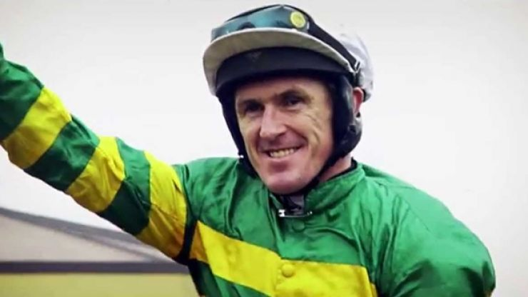 The whole country ran out of superlatives for AP McCoy last night