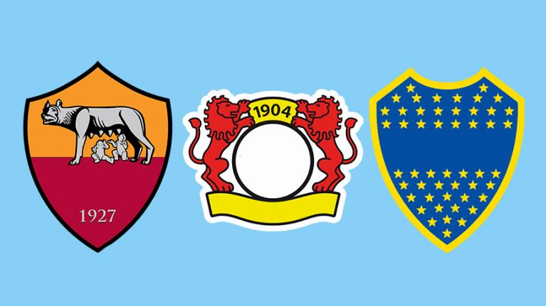QUIZ: Can you identify which football clubs these 20 badges belong