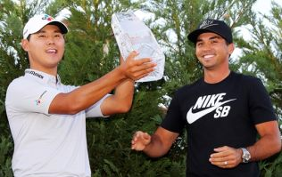 Golf set to lose one of its hottest young stars for an entirely noble reason