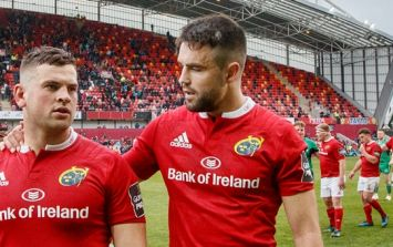 Munster re-sign promising quartet