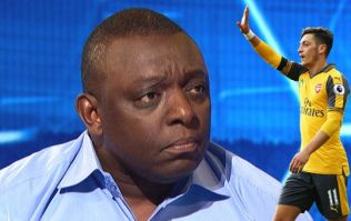 Garth Crooks' advice for Mesut Ozil would be crazy if it happened
