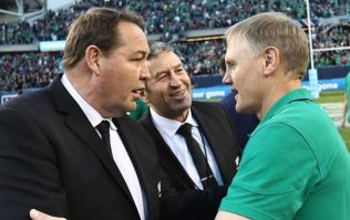 IRFU provide update on Joe Schmidt's future and insist there's a succession plan in place