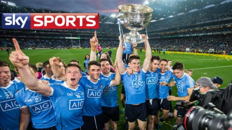 These are the GAA games Sky Sports will be showing this summer