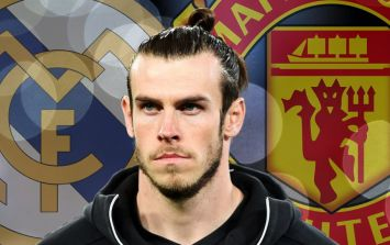 Real Madrid are willing to let Gareth Bale leave and Manchester United is the probable suitor