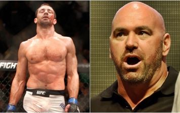 Three obvious flaws in Dana White's public response to pissed Luke Rockhold