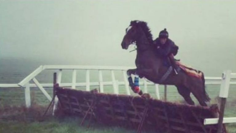 """She had a heart attack, turned upside down and I went down beside her"" - The unglamorous life of a young jockey"
