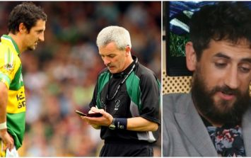 WATCH: Paul Galvin explains how his 'cranky' Kerry team won over referees