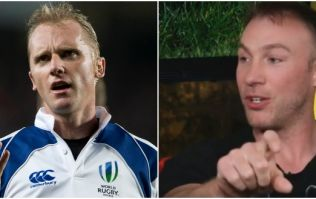 WATCH: Stephen Ferris would love to fight Wayne Barnes in a white-collar boxing match