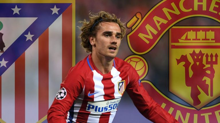 Antoine Griezmann's potential Manchester United move hit a major speedbump this morning