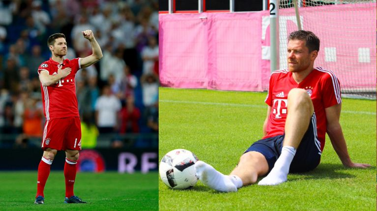Xabi Alonso's latest tweets reminds football fans that their hearts are about to be broken this weekend