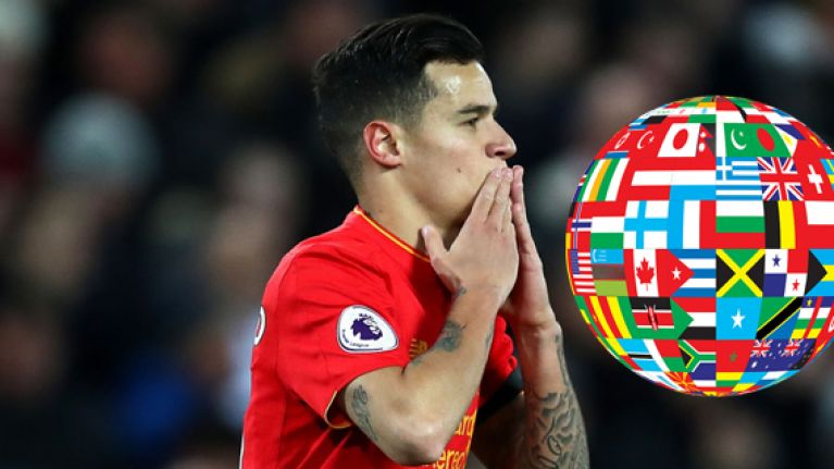 Quiz: Can you name the international teams these Premier League players represent?